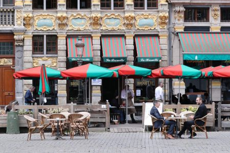 Brussels restaurants and bars count the cost of a long lockdown as they reopen