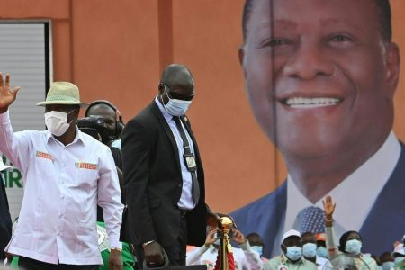 Tense election forecast for Ivory Coast as former president, ex-rebel leader file candidacies